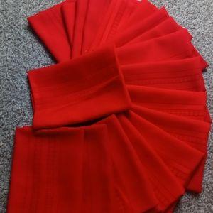 Vintage napkin set